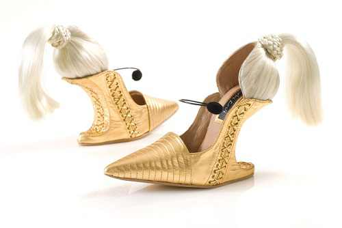 """Craziest""-Shoes-Design_Kobi-Levi-Blonde-Ambition-shoes"