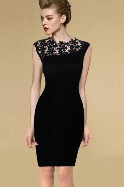 Elegant-Women-Vintage-Floral-Crochet-Cocktail-Bodycon-Dress-LC21644